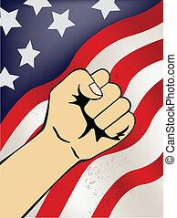 愛國的符號