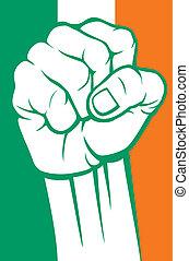 愛爾蘭, 拳頭