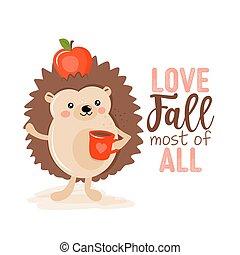 愛, ほとんど, すべて, 秋