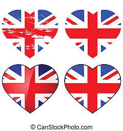 愛, イギリス