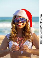 愛, オーストラリア, クリスマス