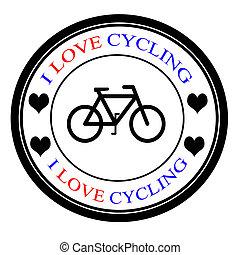 愛, サイクリング