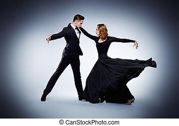 愛, ダンス