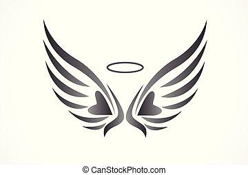 愛, 天使