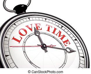 愛, 時間, 概念, 鐘