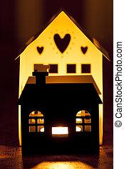 愛, 私の 家