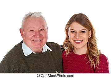 愛, 私, 祖父