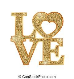 愛, 金, 手紙