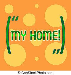 感じ, 写真, 任意である, 黄色の符号, ブランク, 薄い, 暮らし, 別, 快適である, 料理, テキスト, オレンジ, あなた, home., 円, 背景。, 提示, 概念, 睡眠, 大きさ, 場所, 缶, 私