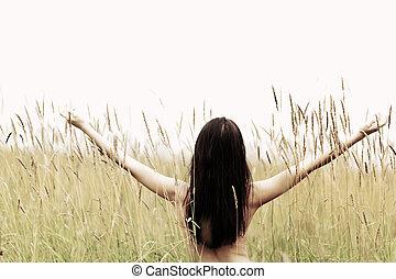 感受, 自由