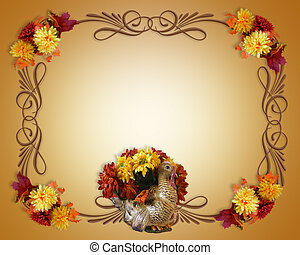 感恩, 秋天, 秋天, 背景