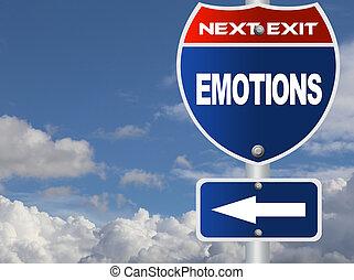 感情, 道 印