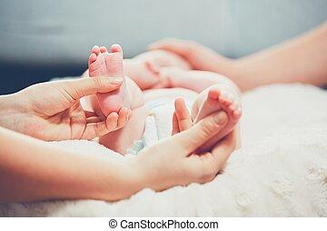 感触, 愛, 親