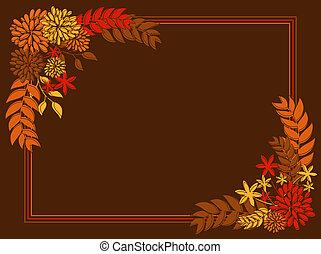 感謝祭, カード, デザイン