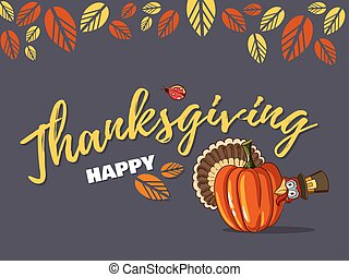 感謝祭, グリーティングカード, ∥で∥, トルコ