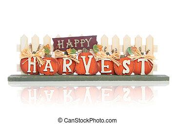 感謝祭, 印