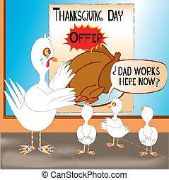 感謝祭, 日, トルコ