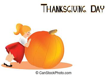 感謝祭, 日, 招待, 1