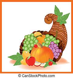 感謝祭, 日, 食物