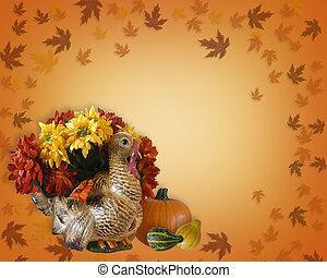 感謝祭, 秋, 秋, 背景