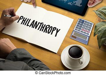慈善, altruism, 助け, 寄付, サポート, 共同体, 慈善, 寄付, 寄付しなさい, 希望, 心配