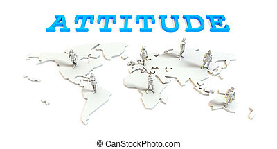 態度, グローバルなビジネス