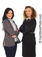 成人, 女性, 魅力的, ビジネス, 中央の