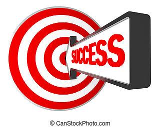成功, ビジネス