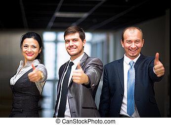 成功, 商業界人士