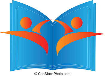 成功, 教育, ロゴ