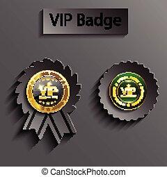 成員, 大人物, 徽章