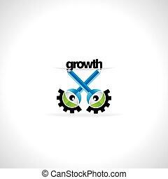 成長, 概念