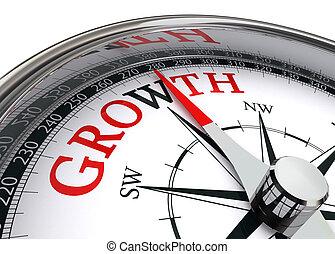 成長, 概念, 指南針