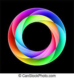 戒指, 鮮艷