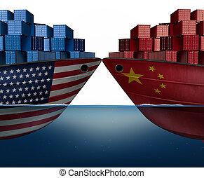 戦争, 州, 陶磁器, 合併した, 取引しなさい