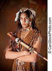 戦士, indian