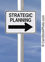 戦略上の計画