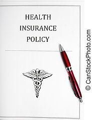 戦略, ペン, 健康保険