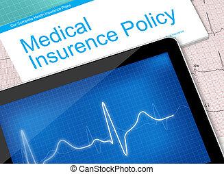 戦略, 医療保険
