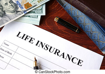 戦略, 生命保険