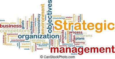 戰略性, 管理, wordcloud