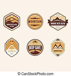 戶外, 葡萄酒, 營房, 象征, 標識語, 徽章