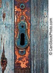 戸口, 古い