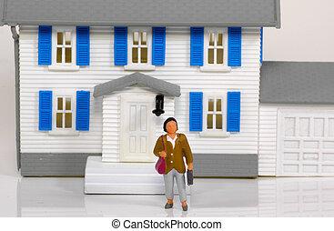 房地产代理