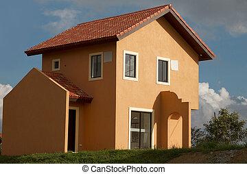 房子, 两层