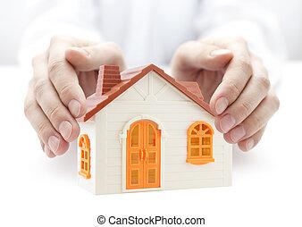 房子, 保险