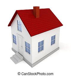 房子, 模型