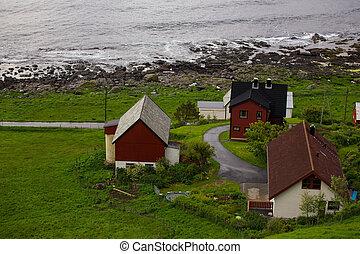 房子, 红海, 海岸