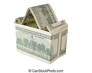 房子, 美元