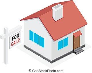 房子, 銷售
